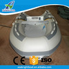 2.4m CE Certificate China Aluminum Hull Inflatable Centre Console RIB