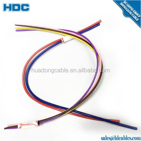 22awg PVC Insulated Wire, 2pin Tinned Copper Cable, Electrical Wire For LED Strip Extension Wire CB-22AWG-RB