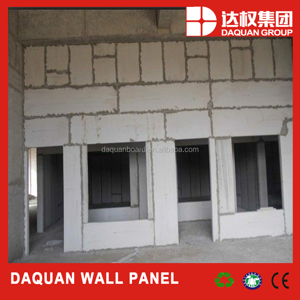 Daquan EPS non-metal cement sandwich panel