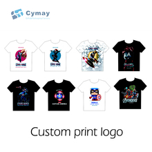 sublimation sports superhero t shirt t shirt
