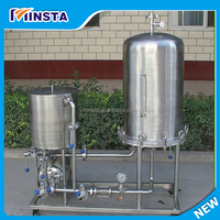 stainless steel 304/316 cartridge filter made in China/wine filter housing