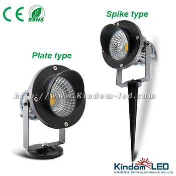 outdoor LED yard light LED flood light COB 10W