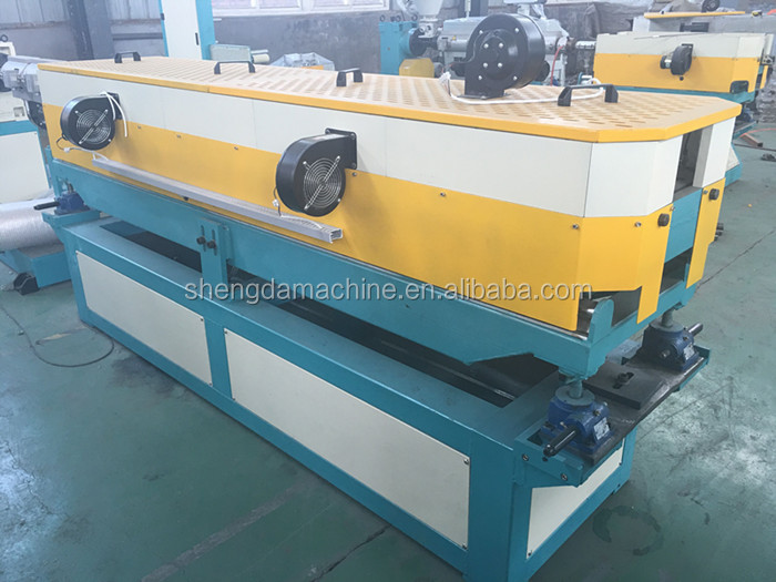 10-32mm plastic pvc corrugated pipe machine with price