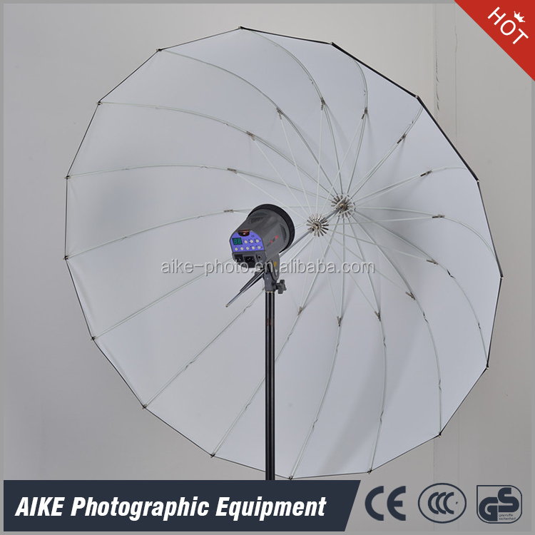 Studio flash light accessories photography umbrella 16K fiberglass umbrella