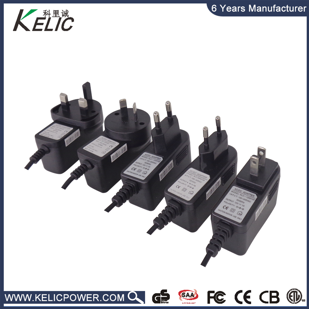 Fashionable design best quality 4.5v 1.5a power adapter