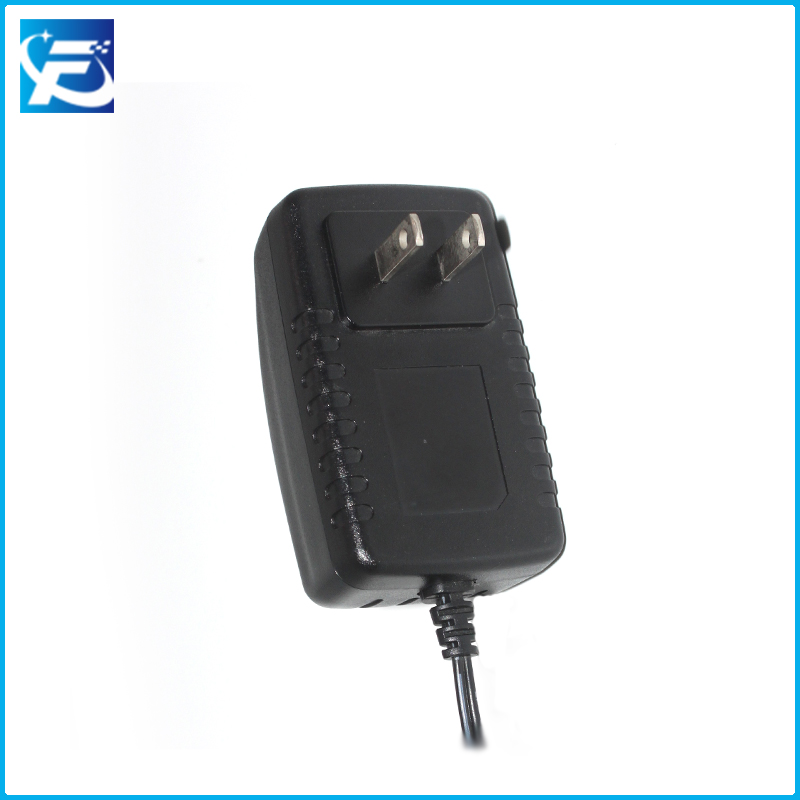 Hot sale US Plug AC 110V 220V Converter DC 24V 0.6A Server Power Supply Adapter