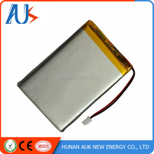 Rechargeable 7045110 3.7v 3600mah Lipo Battery Customized size lithium polymer battery