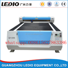 metal and non metal laser cutting machine/MDF,rubber,aluminum plate laser drilling machine used for industry laser equipment