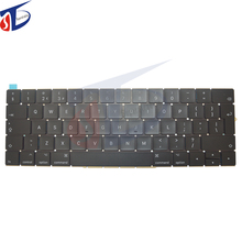 Original New Keyboard A1707 UK English England for Macbook Pro Retina 15'' A1707 UK Standard Keyboard Late 2016 Mid 2017 Year