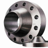 ansi b16.5 300lb cs raised face forged weld neck flange