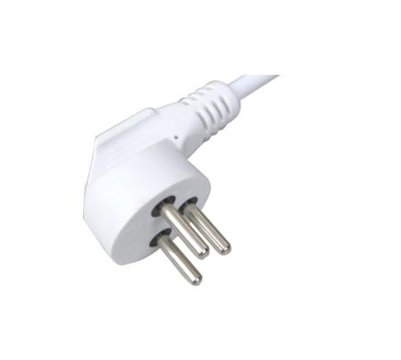 3pin isreal power cable pc IEC C13