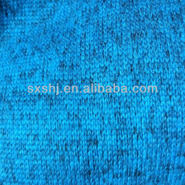2013 New Fashion Polyester Coarse Needle Fleece For Sweater Garment