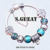 wholesale usa imitation bracelet jewelry fit pandora,charms sterling silver 925 bracelet jewelry fit pandora charm jewelry