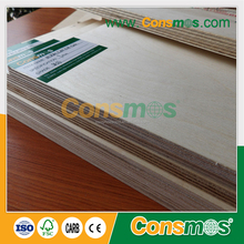 18mm High Grade Birch plywood with CARB Glue for USA market, made in 5 plys whole poplar core