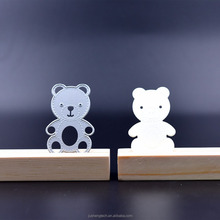Teddy Bear Hot Sale for Children Handmade Craft Cutting Dies Handicraft
