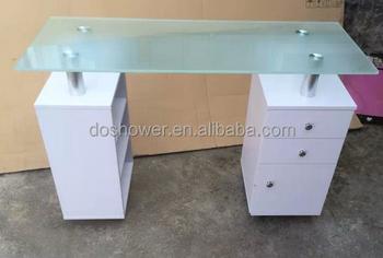 honorable table manucure avec lumineux bureau pour nail salon meubles buy nail salon meubles. Black Bedroom Furniture Sets. Home Design Ideas