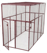 large flight cage for birds