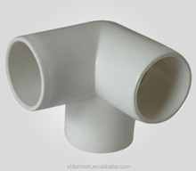 ASTM D1785 pvc pipe tee joints for water
