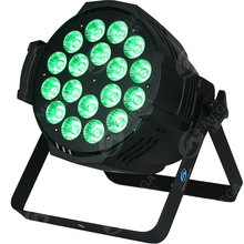 Alibaba China rgbwa 18x12w led 5in1 par light can dj stage lighting