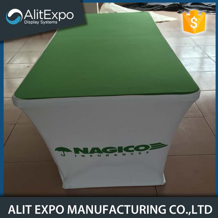Comfortable new design expo table tops Factory price