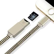 multi function data transfer cable for iphone and laptop data cable