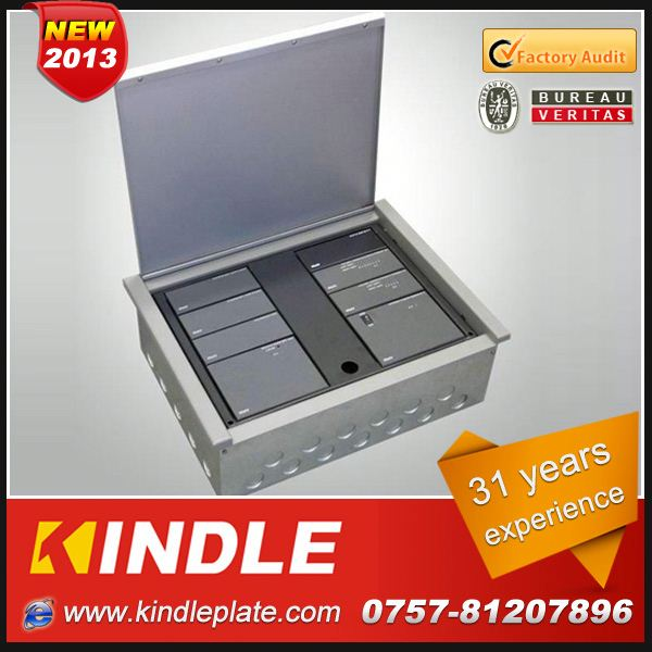 Kindle aluminium metalworking fabrication with 31 Years Experience