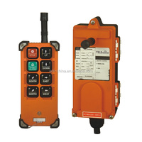 Factory supply radio remote controller for cranes, hoists, lifting mobiles, CE FCC approval