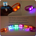 2016 Party Products motion activated led bracelet
