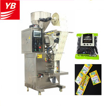 Shanghai factory price YB-150K Automatic silicon, dry flower tea filling packing machine