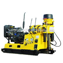 12Bar 16.2KW Diesel Engine Driven geotechnical drilling rig high quality tools