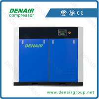silent Oil free screw air compressor mutethe quality equal to Atlas Copco