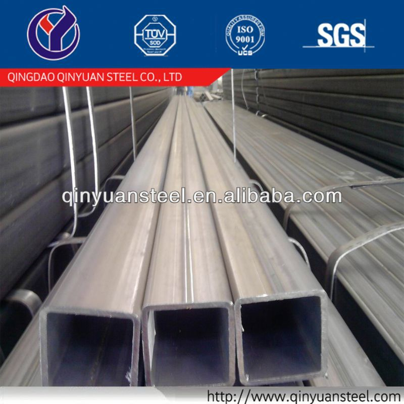 40x40 weight steel ms square pipe