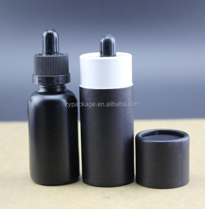 e cigarette eliquid 30ml glass dropper bottles with hot stamping for personal care