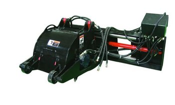 Attachment of JC Series Skid steer Loader :Planer