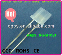 3mm/5mm Flat Top LED Lighting Diodes