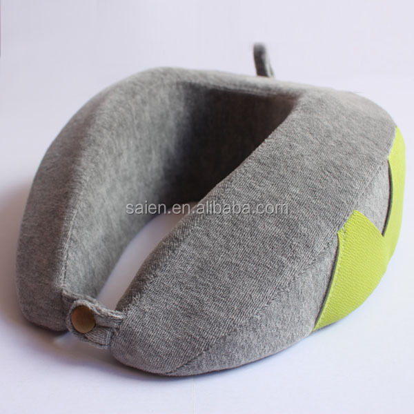 2017 memory foam travel neck pouch