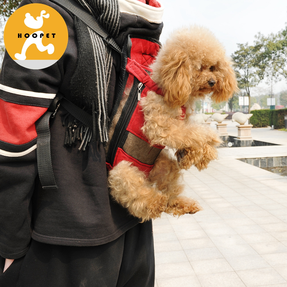 Pet outdoor breathable carrier backpack bag