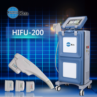 hot sale High Intensity Focused Ultrasound used spa equipment
