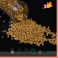 cake decorations sprinkles sugar golden pearls 4mm