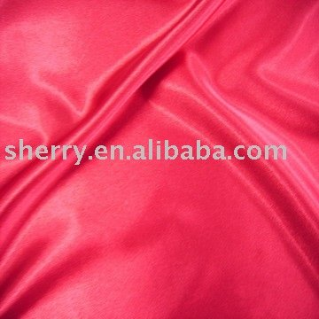 2016 best selling good quality 100% polyester good fall charmeuse satin fabric