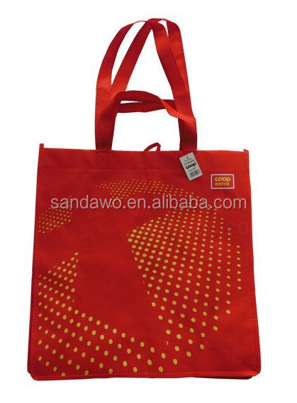 Latest Design Top Quality Competitive Price Cheap Concept advertising non woven bag