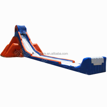 largest inflatable Summer Splash beach slide/ inflatable beach water slide for sale