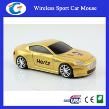 Computer parts custom design popular sport car mouse