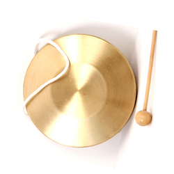 Chinese copper gong for sale,musical instrument percussion gong