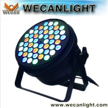 cheap 54pcs LED par event flight