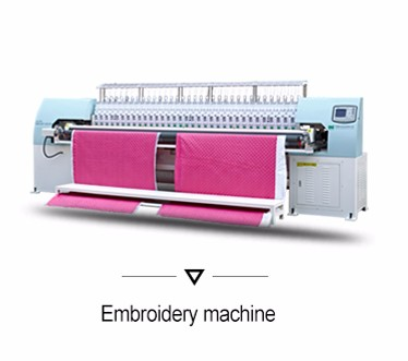 Wholesale multi needle quilting machine for cushion