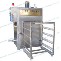 Steam Heating Food Smoke Equipment