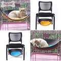 2016 Cat/Kitten Dog/Puppy pet bed lounger Cage hammock