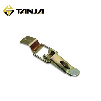 [TANJA] A16 draw latch for wooden box  zinc plated steel toggle latch for turnover of the wooden case