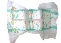 High-Quality Sweet Baby Diapers, Sunny Baby Nappy With Breathable Back Layer For Sunny/Active Babies